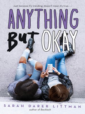 cover image of Anything But Okay