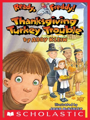cover image of Thanksgiving Turkey Trouble