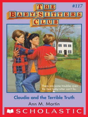 cover image of Claudia and the Terrible Truth