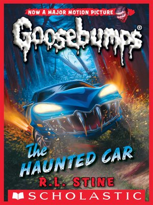 cover image of The Haunted Car