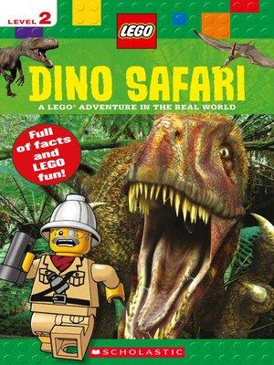 cover image of Dino Safari