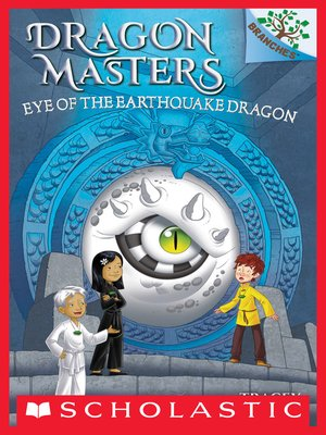 cover image of Eye of the Earthquake Dragon