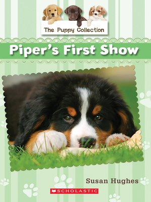 cover image of Piper's First Show