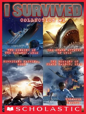 cover image of I Survived Collection, Volume 1