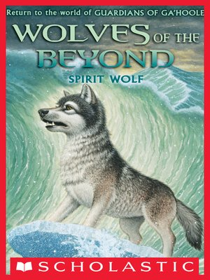cover image of Spirit Wolf