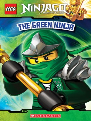 cover image of The Green Ninja