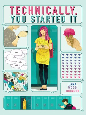 cover image of Technically, You Started It