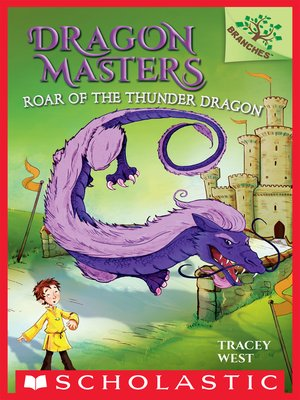 cover image of Roar of the Thunder Dragon
