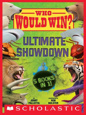 cover image of Ultimate Showdown
