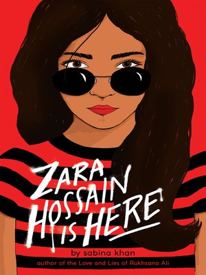 cover image of Zara Hossain Is Here