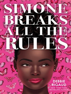 cover image of Simone Breaks All the Rules