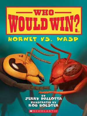 cover image of Hornet vs. Wasp