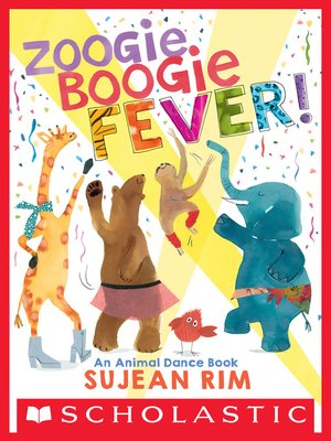 cover image of Zoogie Boogie Fever!