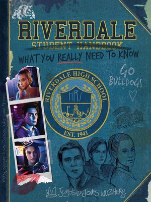 cover image of Riverdale Student Handbook (Official)
