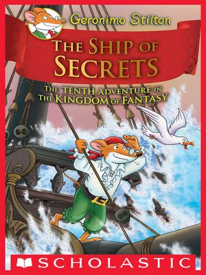 cover image of The Ship of Secrets