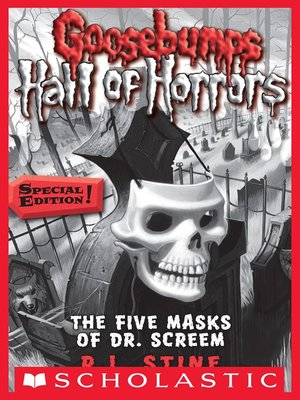 cover image of The Five Masks of Dr. Screem