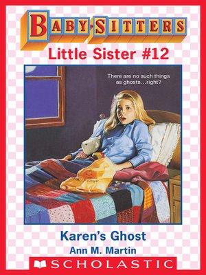 cover image of Karen's Ghost