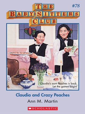 cover image of Claudia and Crazy Peaches