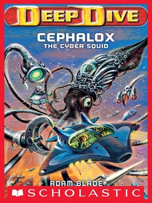 cover image of Cephalox the Cyber Squid