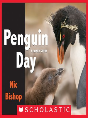 cover image of Penguin Day