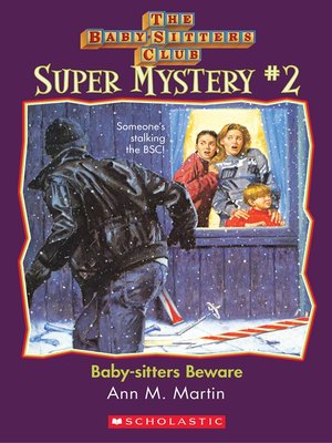 cover image of Baby-Sitters Beware