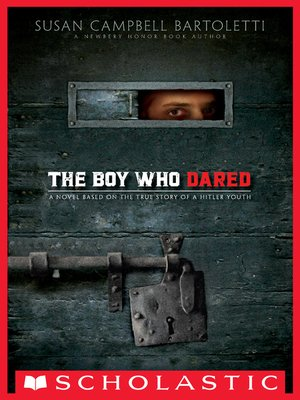 cover image of The Boy Who Dared