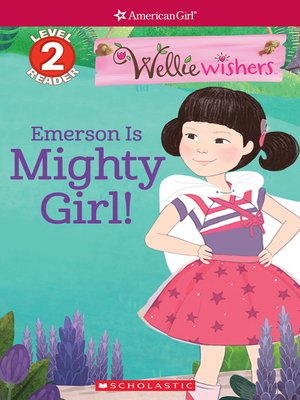 cover image of Emerson Is Mighty Girl!