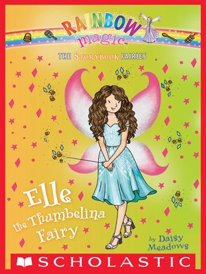 cover image of Elle the Thumbelina Fairy