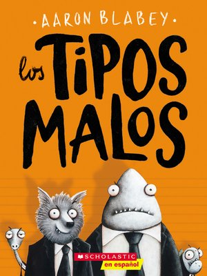 cover image of Los tipos malos