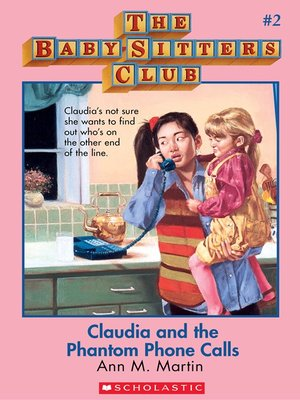 cover image of Claudia and the Phantom Phone Calls