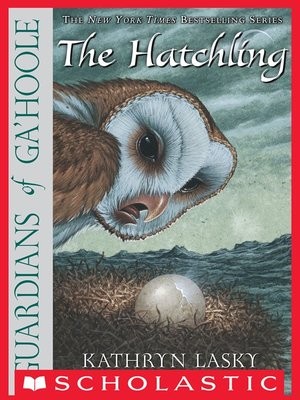 cover image of The Hatchling