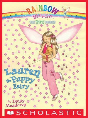 cover image of Lauren the Puppy Fairy