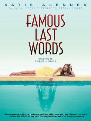 cover image of Famous Last Words