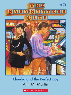 cover image of Claudia and the Perfect Boy