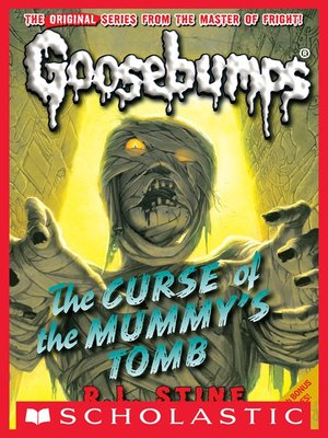 cover image of Curse of the Mummy's Tomb