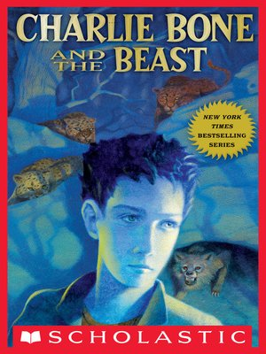 cover image of Charlie Bone and the Beast