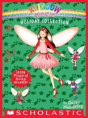 cover image of The Rainbow Magic Holiday Collection