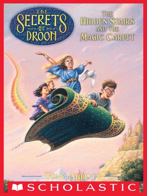 cover image of The Hidden Stairs and the Magic Carpet