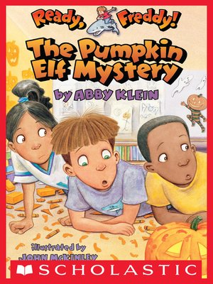 cover image of Pumpkin Elf Mystery