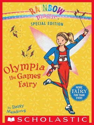 cover image of Olympia the Games Fairy