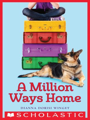 cover image of A Million Ways Home