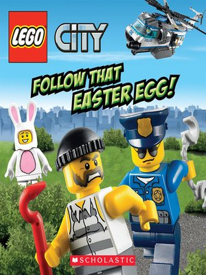 cover image of Follow That Easter Egg!