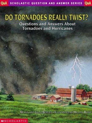 cover image of Do Tornadoes Really Twist?