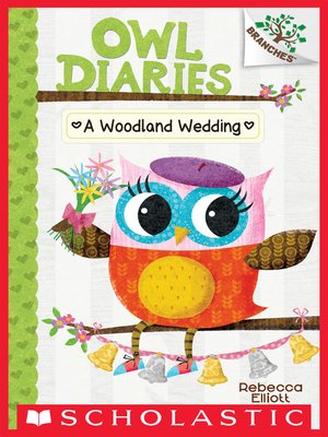 cover image of A Woodland Wedding