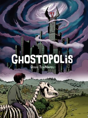 cover image of Ghostopolis