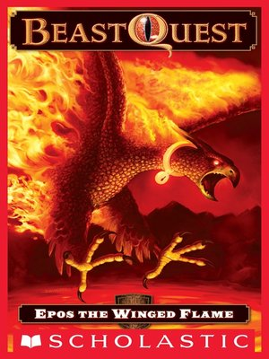 cover image of Epos the Winged Flame