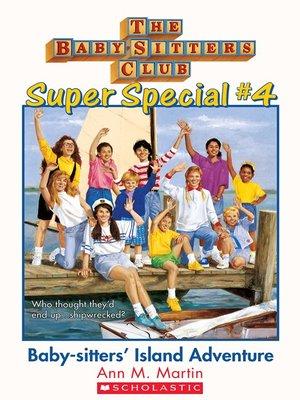 cover image of Baby-Sitters' Island Adventure