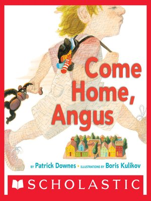 cover image of Come Home, Angus