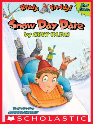 cover image of Snow Day Dare