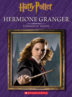 cover image of Hermione Granger